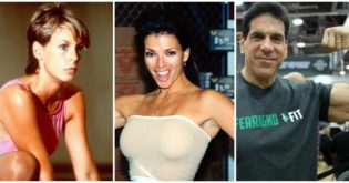 Where Are Our Favorite '80s Fitness Stars Today