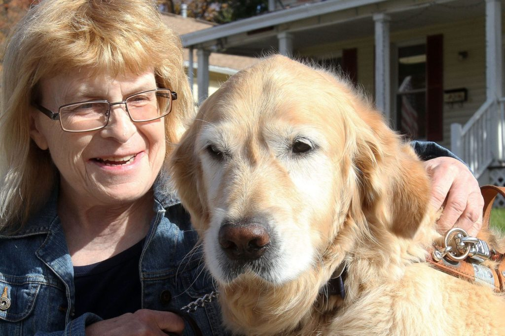 5 Service Dogs That Have Helped Save Their Owners' Lives
