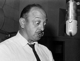 "Two-Part Podcast on Mel Blanc, ""The Man of 1,000 Voices"""