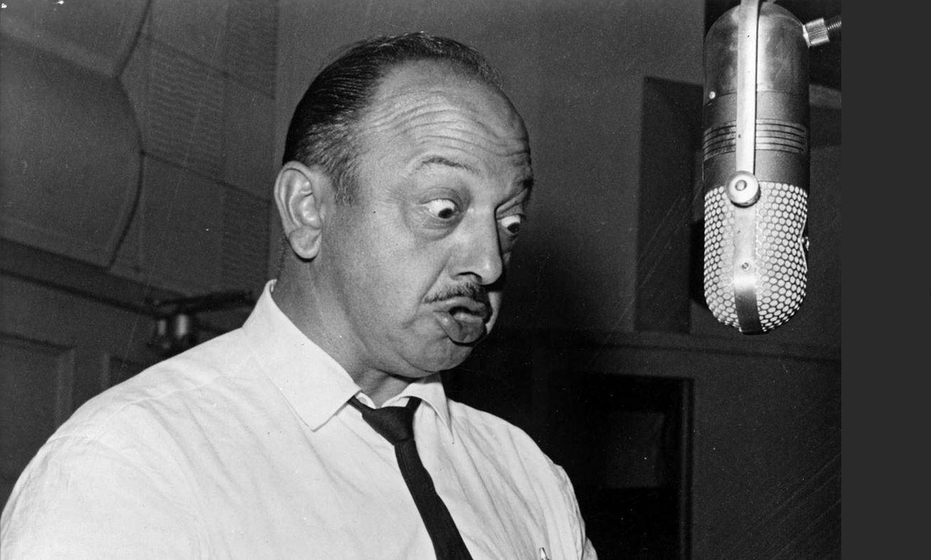 """Mel Blanc - """"The Man Of 1,000 Voices"""""""