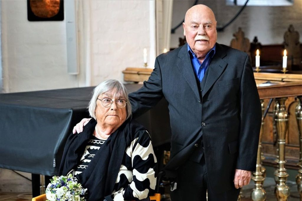 Marriage Stories: A Couple Remarried 55 Years After Their First Wedding