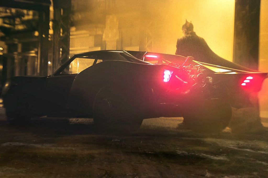 The Batman Director Matt Reeves Teases the New Batmobile