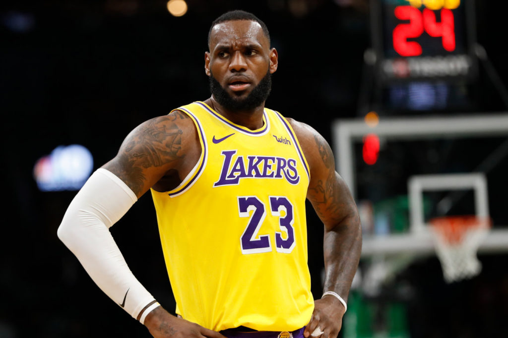 LeBron James Reveals More About His Average Weekly Workout