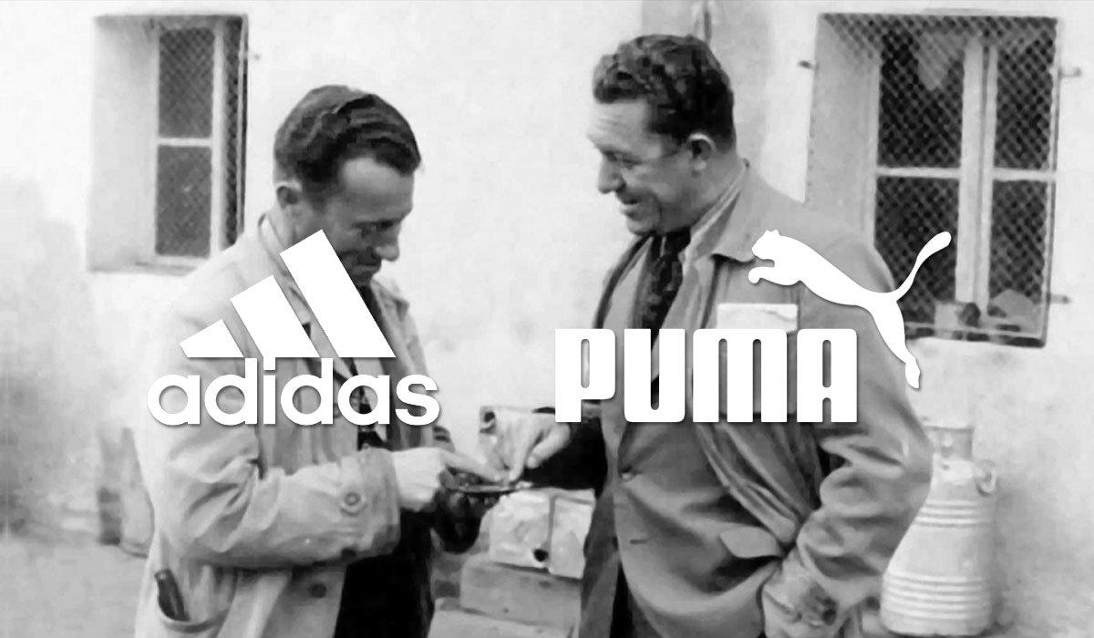 Adolf and Rudolf Dassler - Adidas & Puma