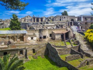 Virtually Tour These Excavated Ancient Villas of Pompeii