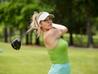 Former Pro Golfer Claims Guys Only Dated Her for Free Golf Lessons