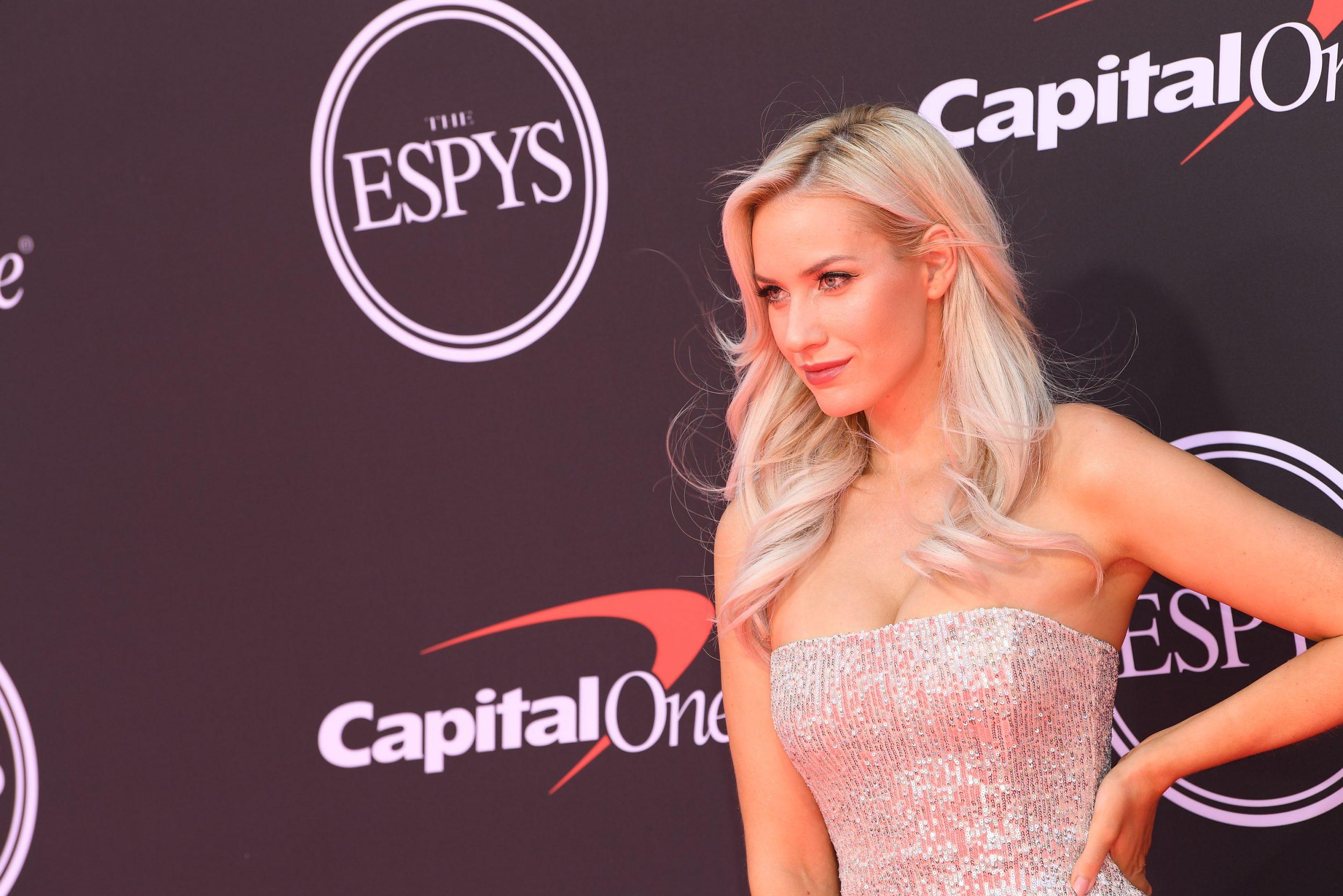 Paige Spiranac 2019 ESPYs ceremony