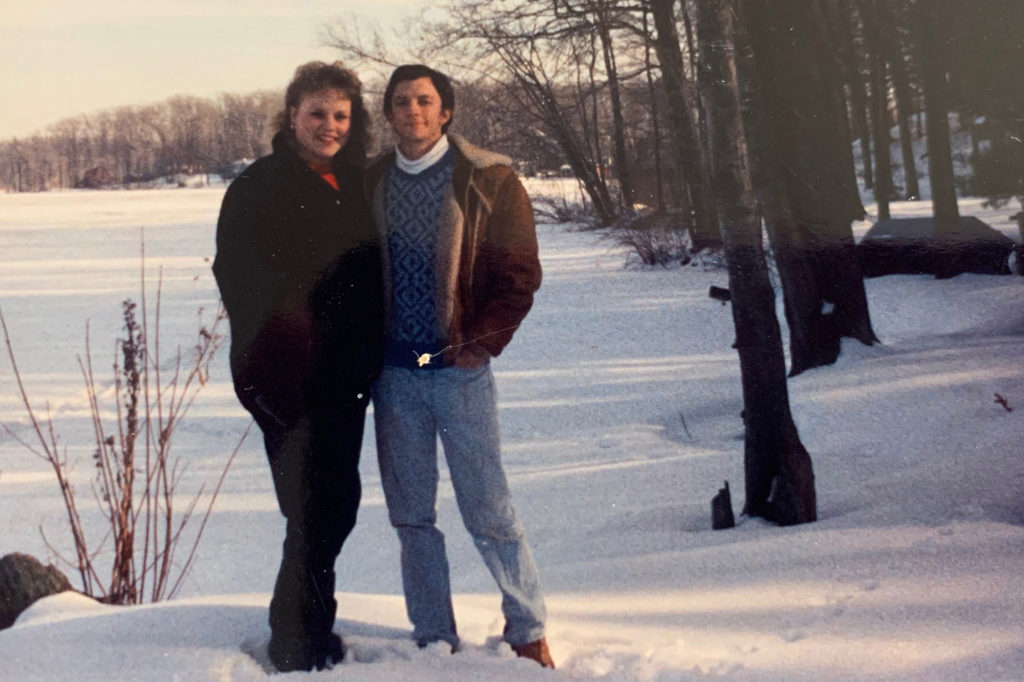 Couple Born on Same Day in Same Hospital Celebrate 50th Birthday