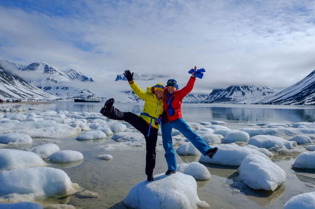 2 Women Spent 9 Months in the High Arctic for the Sake of Science