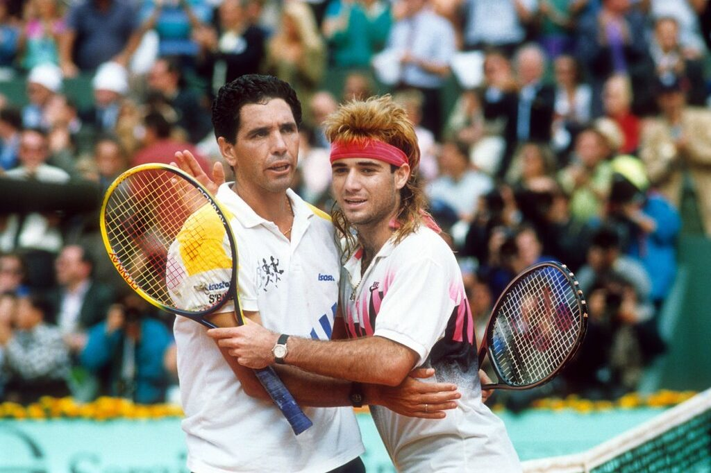 Gómez & Korda Play at French Open Decades After Their Dads Did