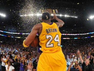 The LA Lakers Paid Tribute to Kobe Bryant After Winning Title