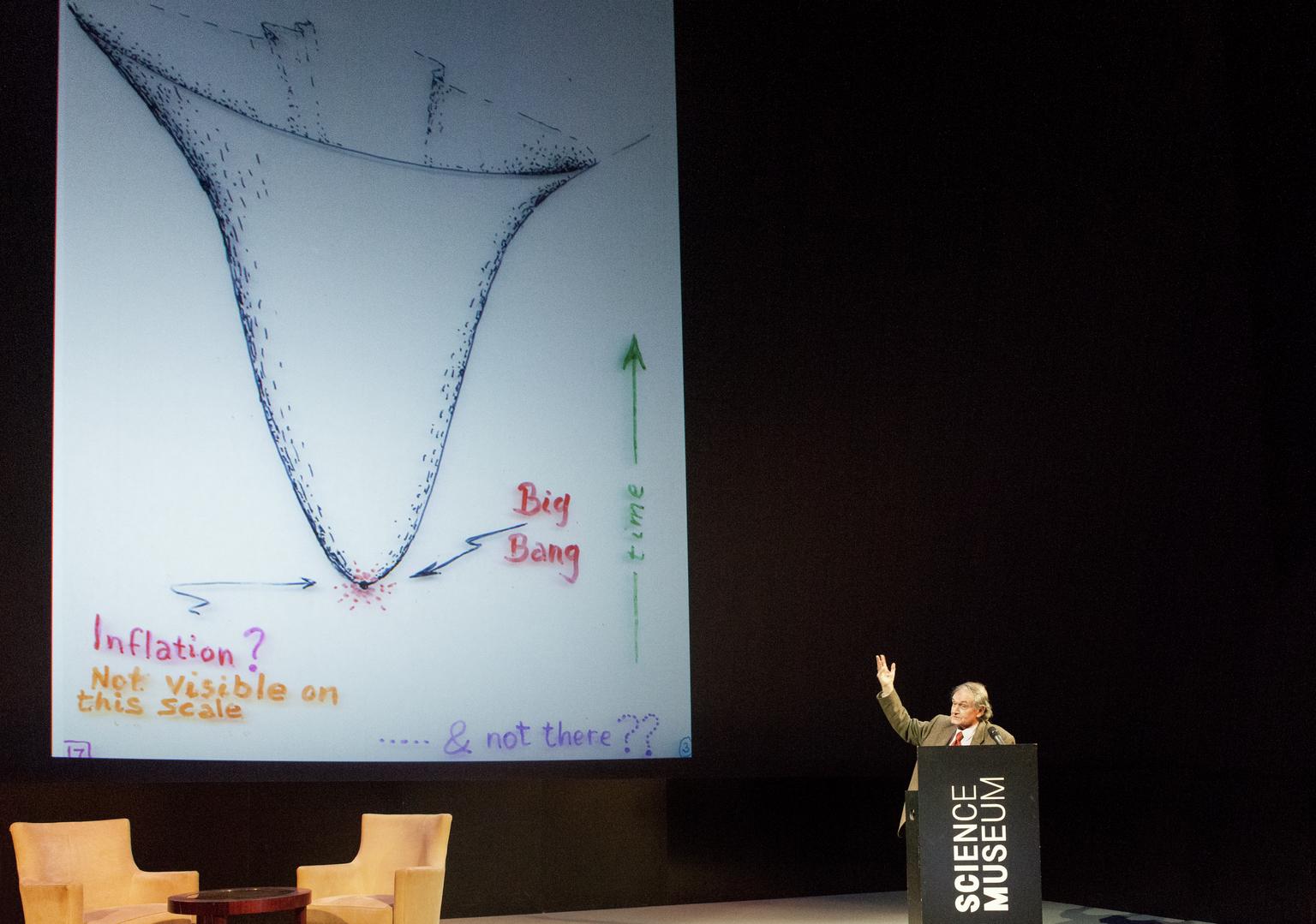 Physics Nobelist Sir Roger Penrose on black holes
