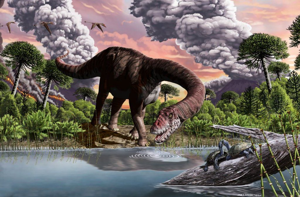 How Massive Long-Necked Dinosaurs Dominated the Middle & Late Jurassic