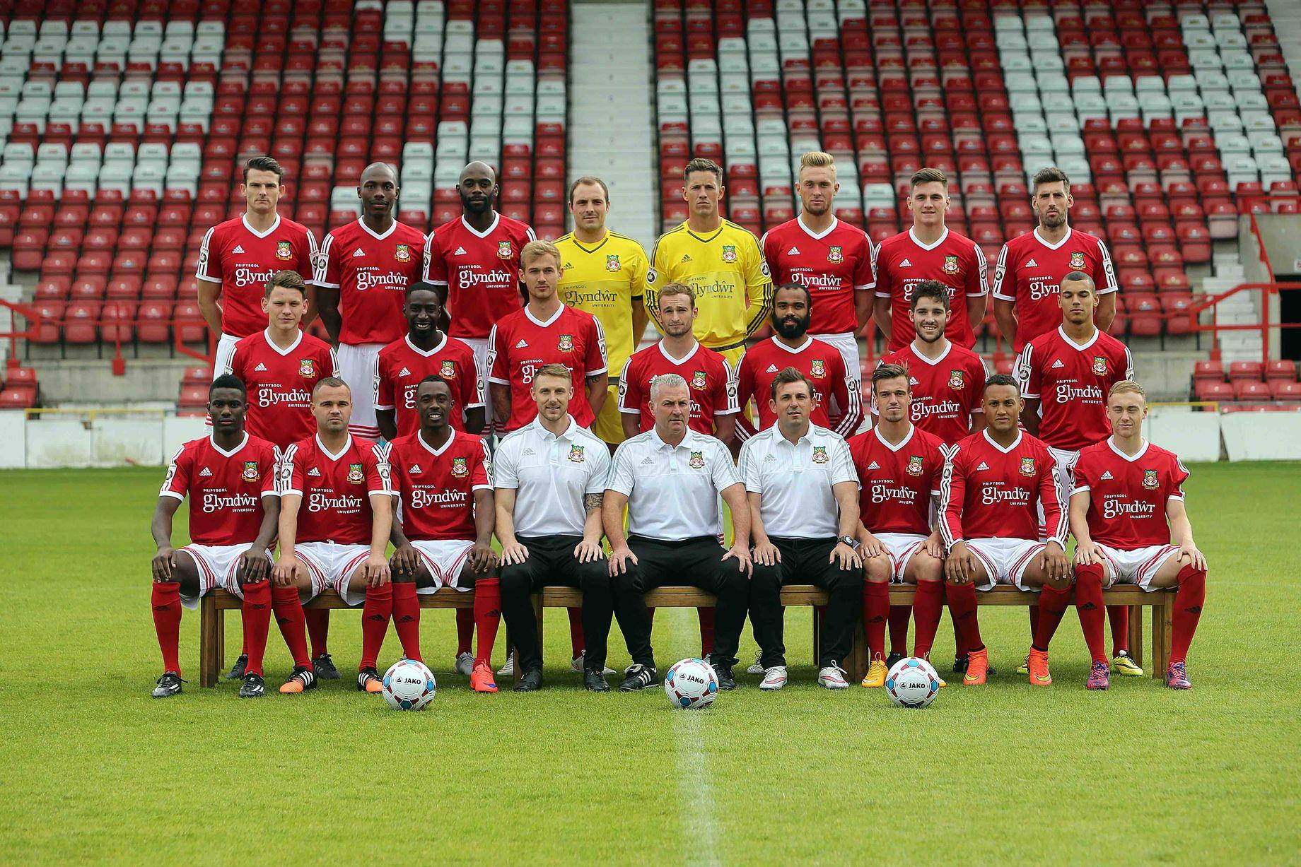 Wrexham's 2020/2021 Squad