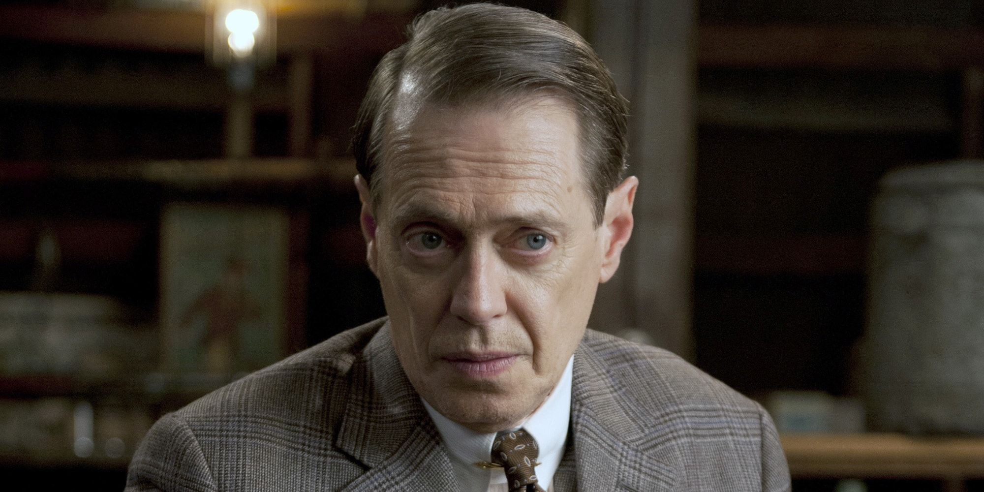 Steve Buscemi (The Boardwalk Empire)