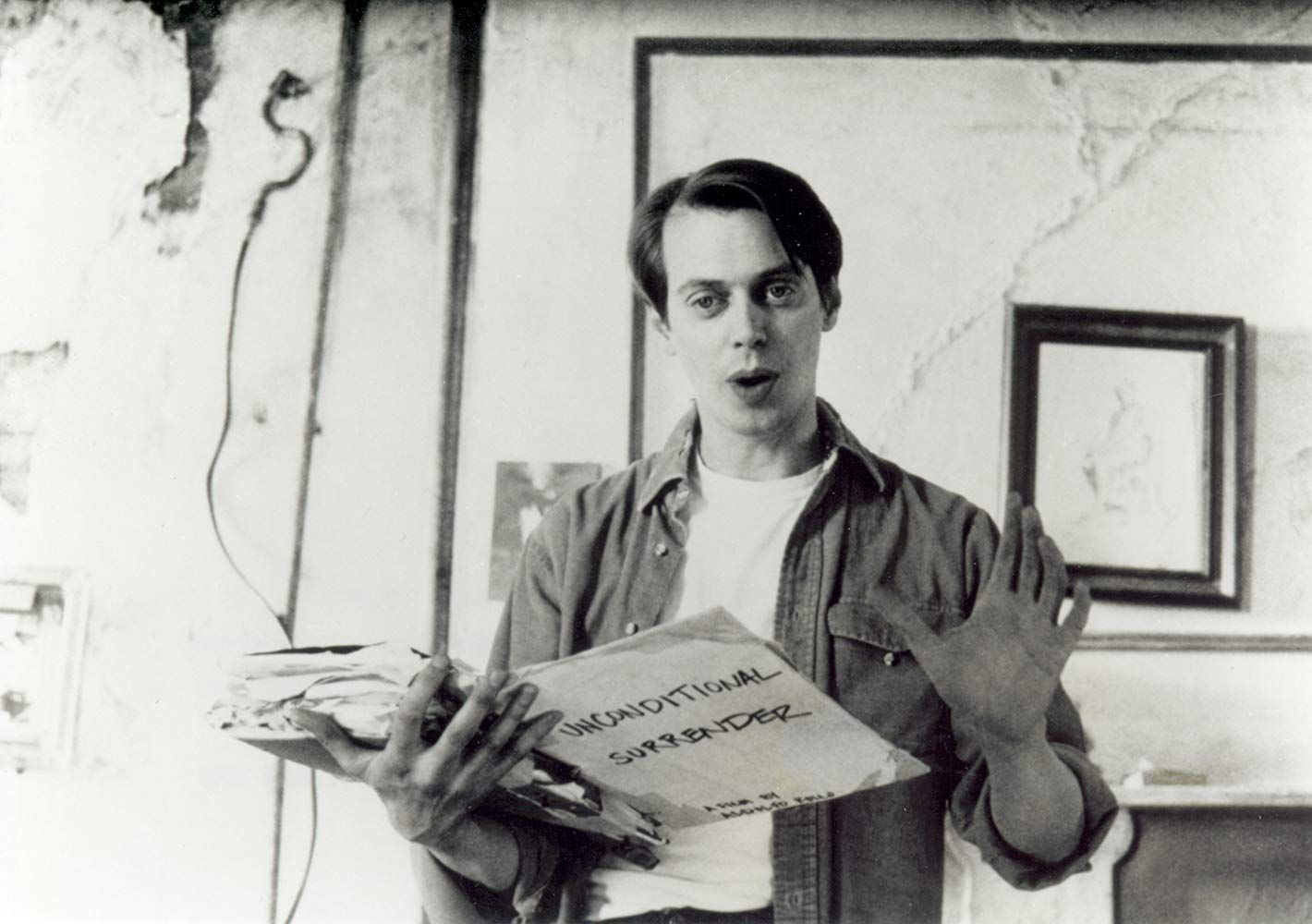 Young Buscemi at 'In the Soup'