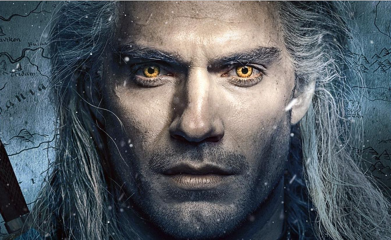 "Geralt of Rivia ""The Witcher"""