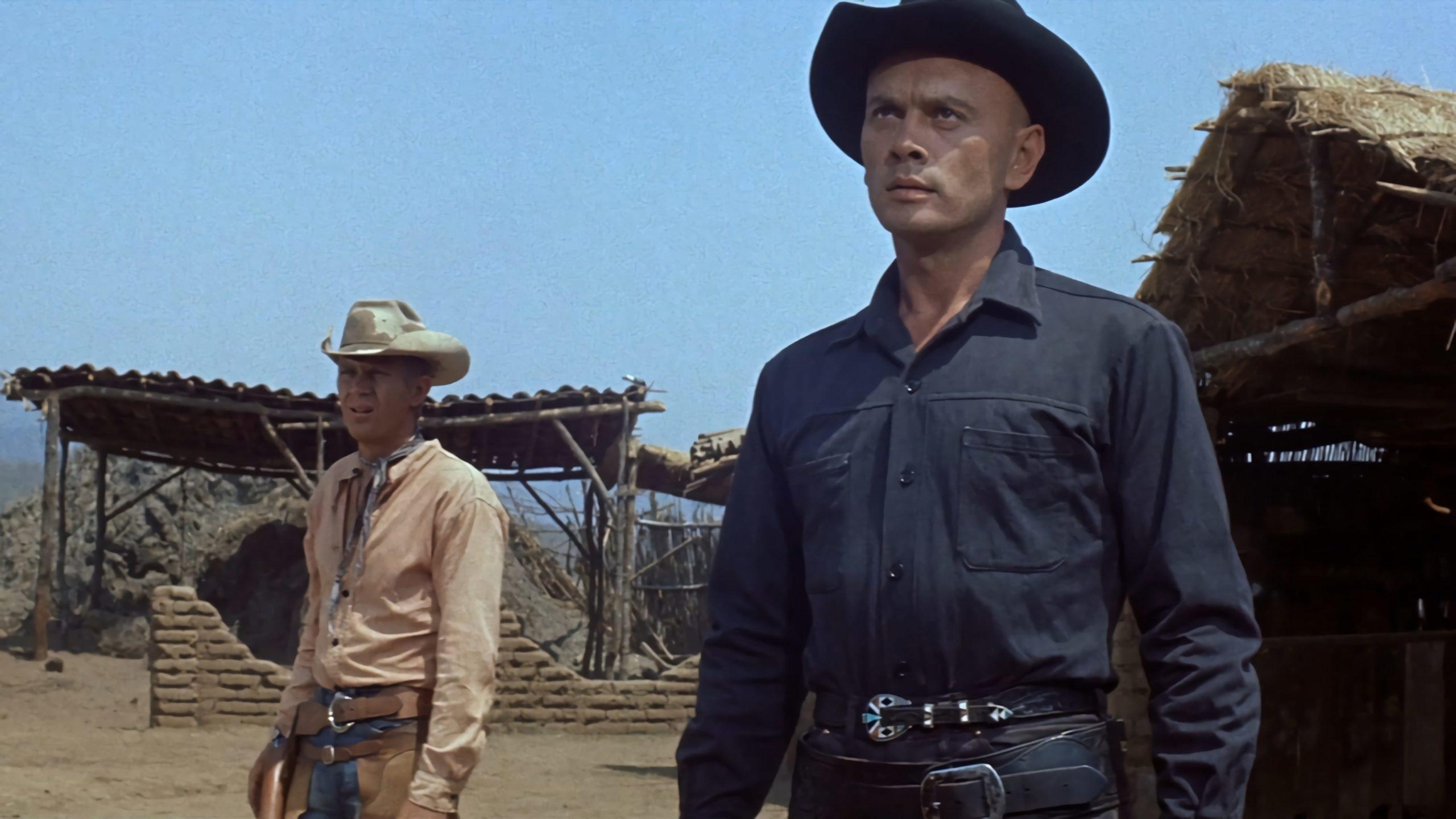 The Magnificent Seven, Original Release - October 12th, 1960