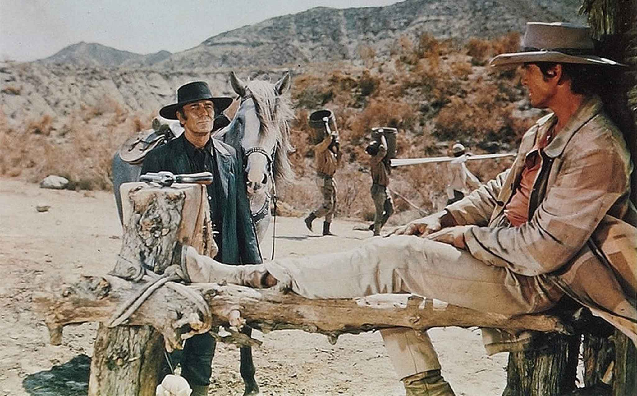 Once Upon a Time in the West, Original Release July 4th, 1969