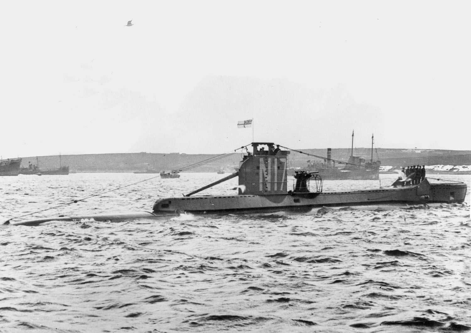 The Discovery of Submarine 'HMS Urge' Debunked Conspiracy Theories