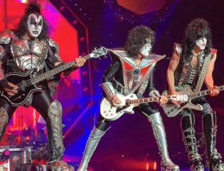Biography: KISStory will Document the Band's Legendary History