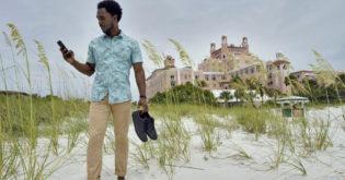 Florida lures tourists with an Amazon original TV series