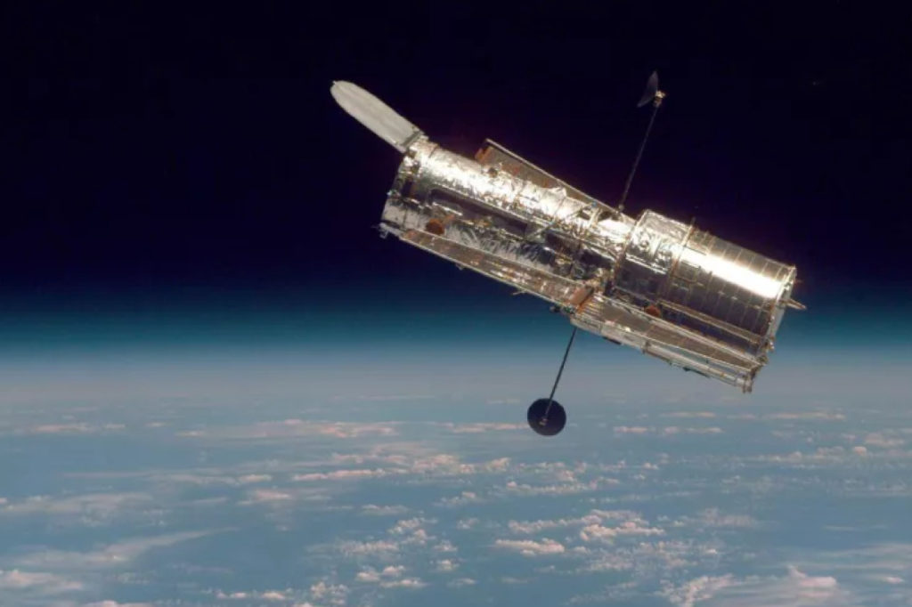 Hubble Telescope's Computer Crashes and Is in 'Safe Mode' in Space