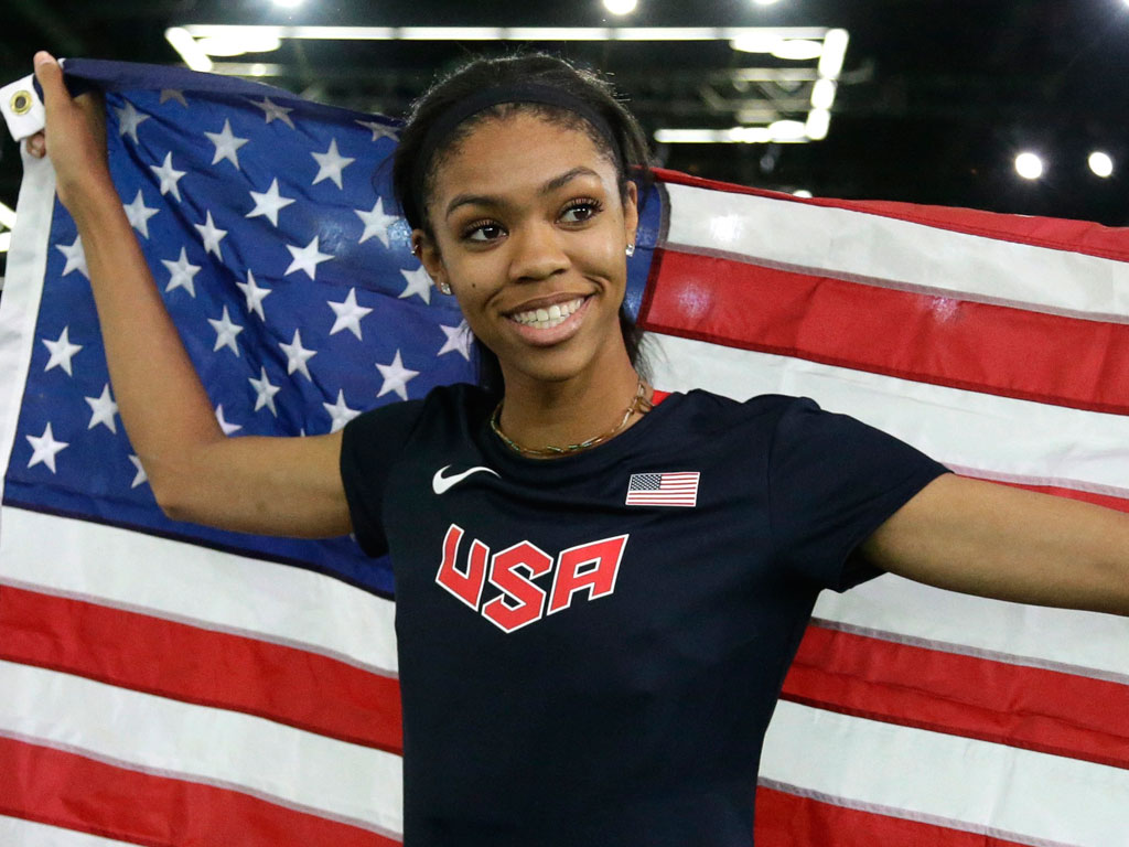 """Vashti Cunningham is """"The Greatest Athlete to Ever Play in This Position"""""""
