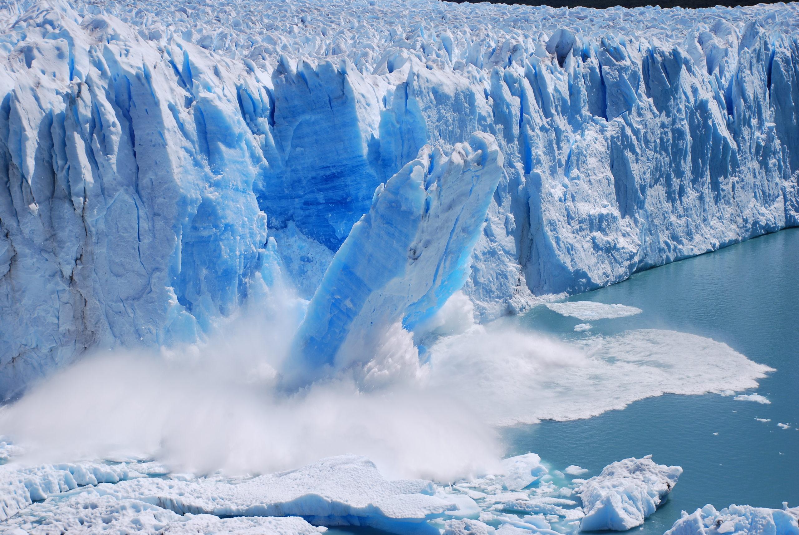 Glacier Collapse