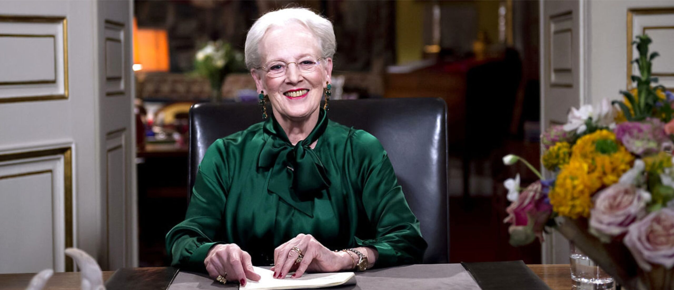 Queen Margrethe II of Denmark Will Be the Set Designer of a Netflix Film