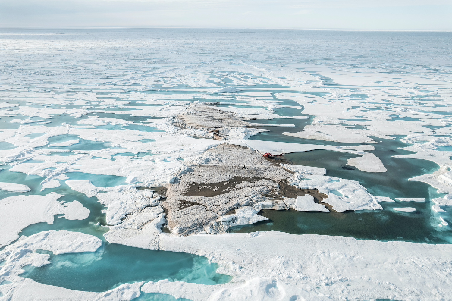 Newly Discovered Island Is the Closest Land to the North Pole